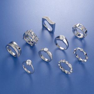 CZ Ring, Factory Direct Sales pictures & photos