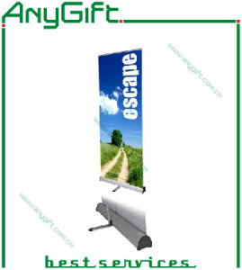 Pull-up Banner Stand with Customized Logo pictures & photos