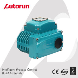 High Quality Aluminium Electrical Valve Actuator pictures & photos
