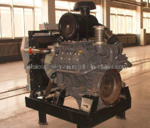 Deutz 6 Cylinder Water-Cooled Diesel Engine (BF6M1015CP-G) pictures & photos