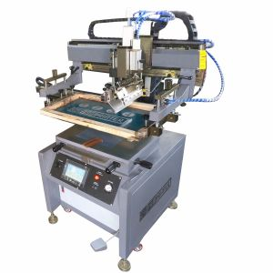 TM-2030 High Quality PCB Screen Printer with IR Dryer pictures & photos