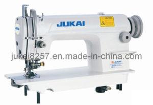 High Speed Lockstitch Sewing Machine with Side Cutter--Juk5200