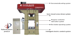 Fully Automatic Screw Punching Press Machine Factory Price