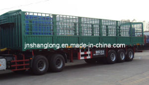 Cang Gate Transport Semi-Trailer pictures & photos