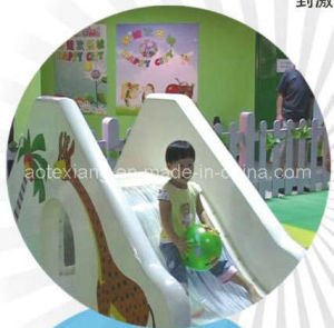 Children′s Indoor Playground Equipment-Waterfall Sliding Bridge (JW-1110)