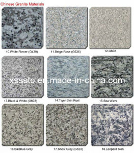 Professional Supplier of Granite Tiles, Granite Slabs pictures & photos