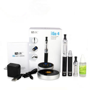 New E Cig, Igo4 Vaporizer Electronic Cigarette with LCD Dispplay
