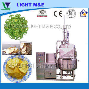 Vacuum Deep-Frying, Dehydrating And Centrifugal De-Oiling Machine (LTF-VB) pictures & photos