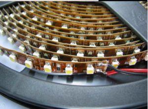 Waterproof LED Strip Light SMD