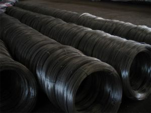8 Gauge Black Annealed Wire pictures & photos