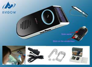 Bluetooth Handsfree Car Kit Solar Charging (AD-616)