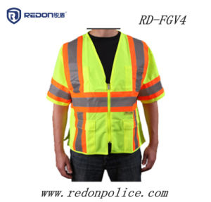 Wholesale Traffic Police Reflective Vest pictures & photos
