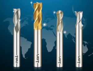 Roughing End Mills - Cutting Tools (UBT122)