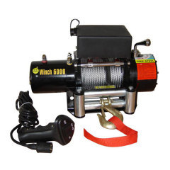 4WD Winch (TX6000) pictures & photos