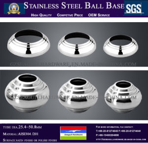 2014 Hot Selling Factory Price Stainless Ralling Base