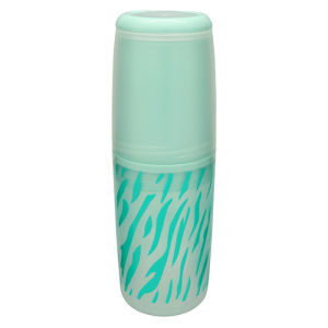 Plastic Double Wall Water Bottle with Loop pictures & photos