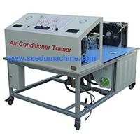 Air Conditioning Trainer Automotive Training Equipment Automobile Teaching Equipment