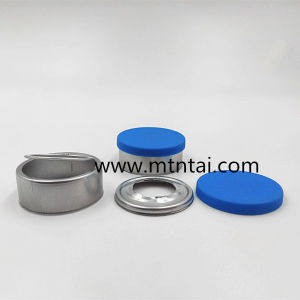 32mm Glass Infusion Bottle Caps pictures & photos