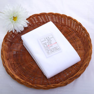 Disposable White Bed Sheet with Pillow Case Body Pillow Covers pictures & photos