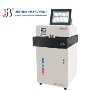 W6 Type Full Spectrum Direct Reading Spectrometer