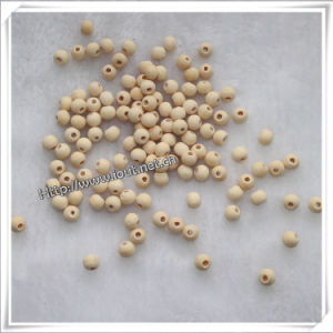 Natural Round Wood Beads Wholesale in Bulk (IO-wa049) pictures & photos