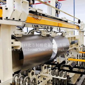 Steel Drum Seam Welding Rolling Machine pictures & photos