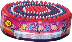 322s Super Missiles (KL8012) Fireworks