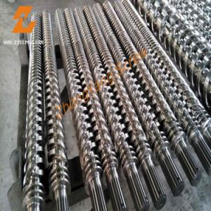 Twin Parallel Screw for PE Extrusion pictures & photos