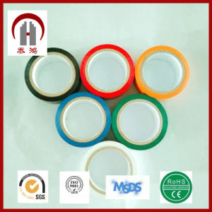 SGS Approved PVC Electrical Insulation Tapes pictures & photos