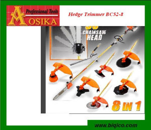 8 in 1 Multi Function Garden Tools Hedge Trimmer Pole Chain Saw
