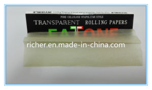 14GSM Hand Rolling Paper with Watermark pictures & photos