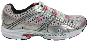 Ladies Women′s Gym Sports Running Shoes Jogging Footwear (515-2084) pictures & photos