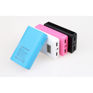 High Quality LCD Functional Dual USB Mobile Power Bank (Z3) pictures & photos