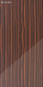 Zh Wooden Board Glossy UV MDF (ZH-3951) pictures & photos