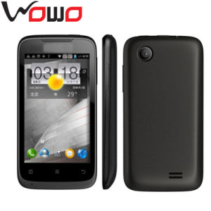4.0 Inch Smart Phone 2.0MP Camera 3G 1.2GHz Mtk6572 Android 2.3 Mobile Phone A369