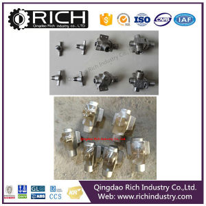 Brass Connector/Nut Bolts/Valve Part Brass Forging Machined Part/Forging Part/Stainless Steel Part/Machine Parts/Auto Parts/Hardware pictures & photos