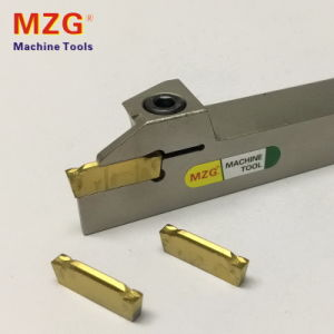 External Cylindrical Groove Cutting off CNC Turning Tool Holder (DGTR) pictures & photos
