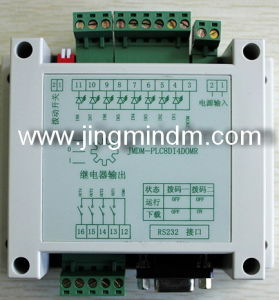 Small Size PLC Controller with 4 Channel Output