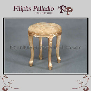 European Style Luxury Bedroom Furniture - European Dressing Chair (400YZD)