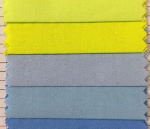 Thin Twills Imitation Tencel 100% Cotton Fabric pictures & photos
