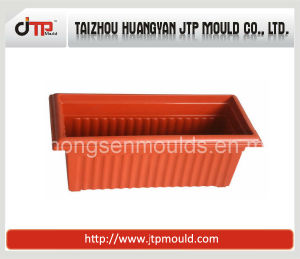 Square Shape Plastic Flower Pot Making Mould pictures & photos