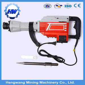 Good Powerful Motor Electric Demolition Hammer pictures & photos