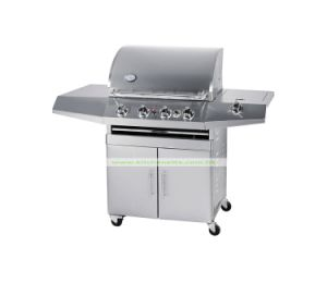 Stainless Steel Freestanding Gas BBQ for Outdoor Kitchen (WH-D371)