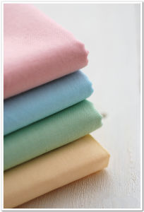 100% Cotton Wholesale Workwear Poplin and Twill Woven Fabric/Garment Fabric pictures & photos