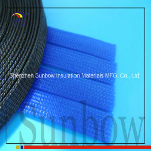 Polyester Pet Expandable Braided Cable Sleeving pictures & photos