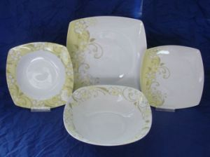 Tableware Set, Ceramic Table Set