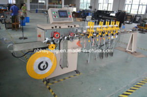 Fully-Automatic Aluminum Venetian Blind Making Machine (SN-B-1)
