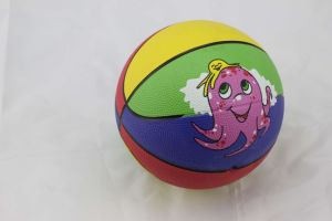 PU Material Normal 8 Panels Basketball (SG-0376) pictures & photos