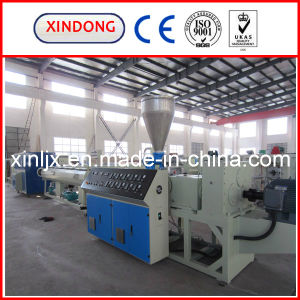 20mm-75mm PVC Dual-Pipe Production Line pictures & photos