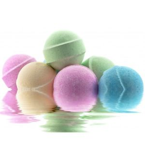 Natural Essential Oil Handmade Bubble SPA Bath Bomb pictures & photos